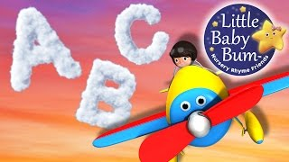 ABC Song | Traditional | Zed Version | Nursery Rhymes | By LittleBabyBum!