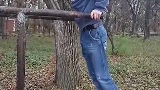 Кирилл Терёшин брусья