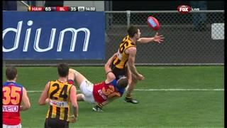Hawks hurt - AFL