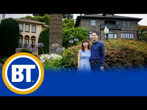 Young couple buys private street for $90K in San Francisco