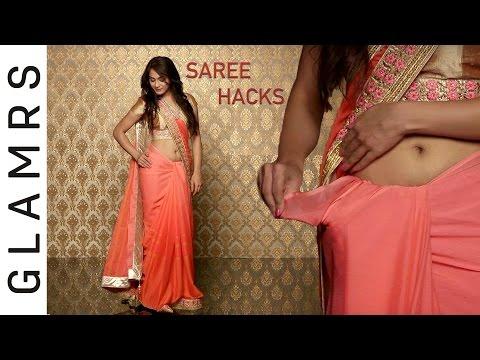 3 Easy Saree Draping Hacks Every Girl Needs to Know!
