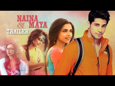 Xxx Mp4 Naina Maya Deepika Padukone Sidharth Malhotra TRAILER 2015 HD 3gp Sex