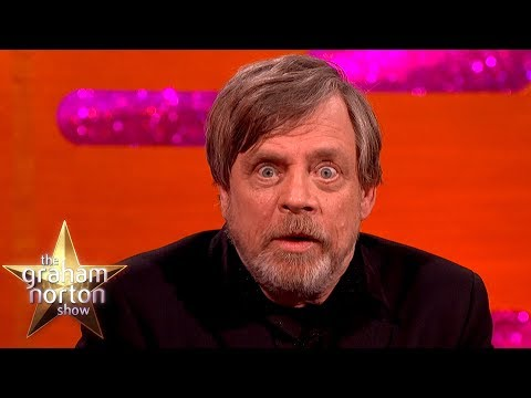 Mark Hamill Didn't Tell Carrie Fisher the Big Star Wars Secret The Graham Norton Show