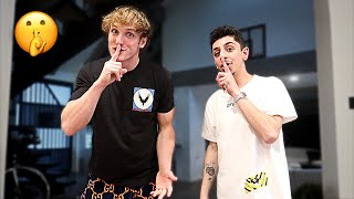 We kept this a secret from you guys... (ft. Logan Paul)