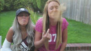 Charlotte's Cinnamon Challenge | Charlotte Crosby