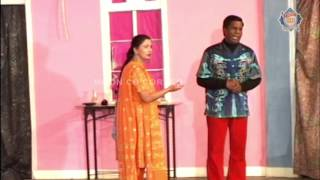 Best Of Amanat Chan and Abida Baig Stage Drama Full Comedy Clip