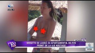 Teo Show (26.05.2017) - Alexandra Stan, topless pe litoralul romanesc!