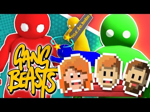REESES PEANUT BUTTER CUP HEAD! (Gang Beasts)