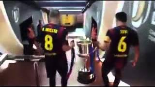 تتويج برشلونة بلقب كأس الملك 2014-2015