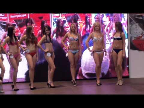 Auto Moto Show 2010 wybory Miss