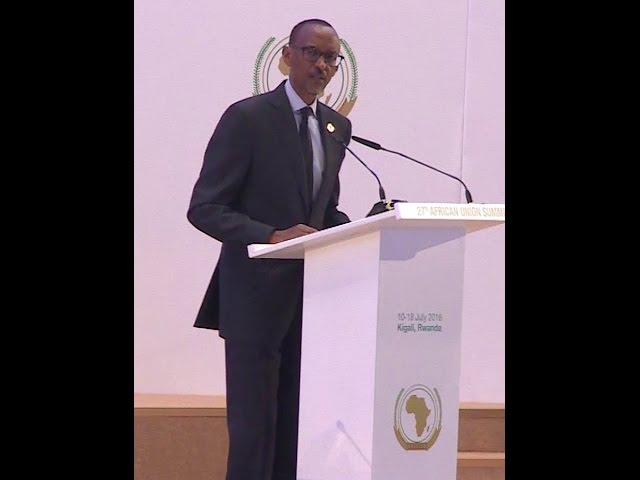 Host President Kagame calls for more unity among African nations
