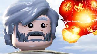 LEGO Star Wars The Force Awakens The 'Full Movie'   All Cutscenes 【TRUE HD】