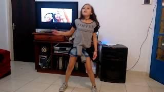 Criança Dançando (Improviso) Grave Bater - MC Kevinho - Giovanna