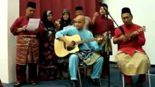 The D.M. Buskers - Bengawan Solo (Live Acoustic Wedding Performance)