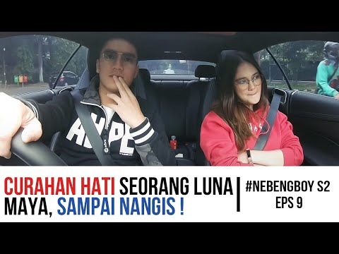 Xxx Mp4 Luna Maya BUKA BUKAAN Di Mobil Boy William NebengBoy S2 Eps 9 3gp Sex