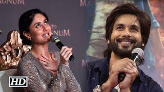 Watch Kareena's Reaction on Ex-Lover Shahid's Wedding