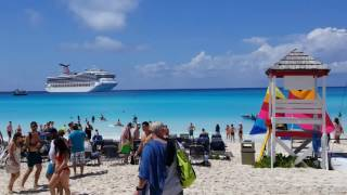 Carnival Glory March 5   12 2016, Eastern Caribean