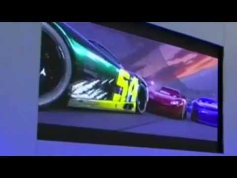 Cars 3 Crash Scene