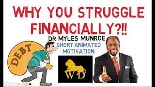 THIS MONEY SECRET WILL SHOCK YOU! by Dr Myles Munroe (Must Watch NOW!)