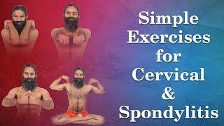 Simple Exercises for Cervical & Spondylitis