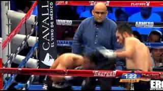 Juan Pablo 'Charro' Romero vs Frank 'Alemán' Sandoval