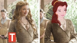 10 Disney Characters Reimagined In Game Of Thrones