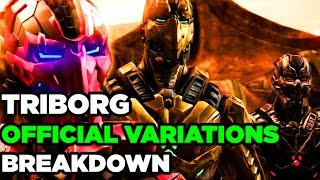 Triborg's Official Variation Breakdown - Mortal Kombat X