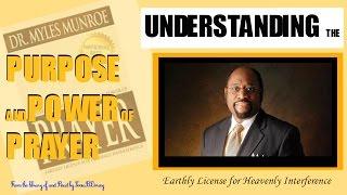 Understanding the Purpose of Prayer