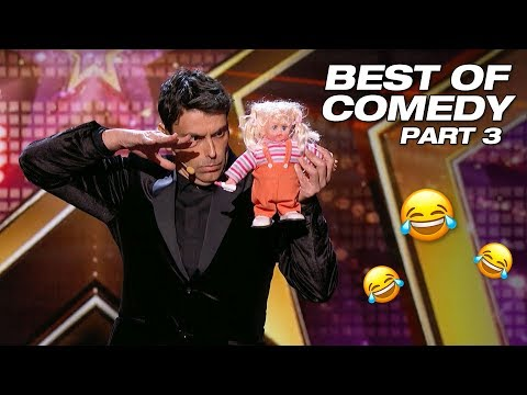 LOL With These Best Comedy Auditions America s Got Talent 2018