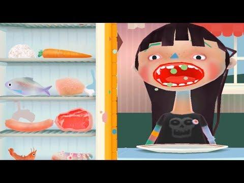 Troll Mutfakta Neşeli Yemekler Çizgifilm Tadında Yeni Oyun