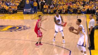 Stephen Curry CAN'T MISS from the Left Corner!