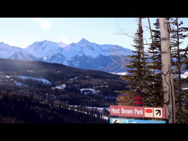 Gus Kenworthy Skis Inspired - Winter X Games