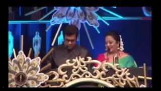 Masuma Rahman Nabila award winning moment on meril prothom alo award 2016