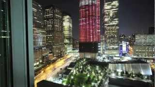 Building America WTC NYC 1080P HD Video