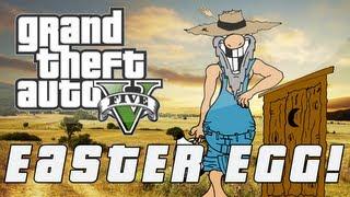 Grand Theft Auto 5 | Tap Dancing Hillbilly Easter Egg! (GTA V)