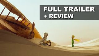 The Little Prince 2015 Official Trailer + Trailer Review - ENGLISH : Beyond The Trailer