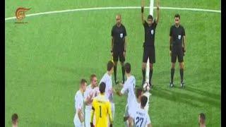 هتافات في مباراة لكرة القدم تتسبب في توتر العلاقات الجزائرية العراقية