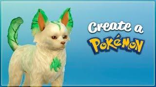 "Leafeon, Glaceon & Sylveon | The Sims 4 ""Create a Pokémon"" (CAP) Ep23, part 3/3"