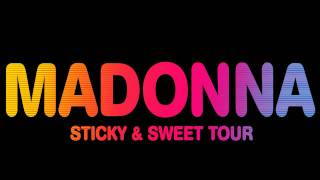 Madonna  Miles away (sticky & sweet studio version).