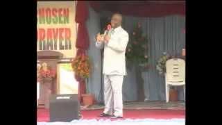 Pastor Lazarus Muoka of The Lord