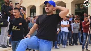 فرقة دبكة الجامعة العربية الأمريكية-نحنا جناحك-flashmop