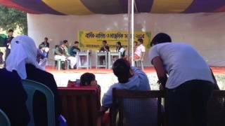 Cantonment college Jessore cultural week natok by PLS 14 students. Sharifuzzaman bimurto