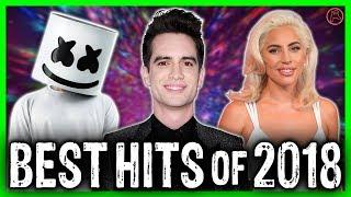 Top 17 BEST Hit Songs of 2018
