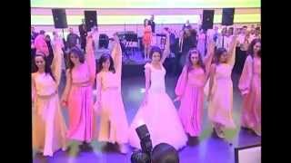 رقص عروس رهيب و رائع