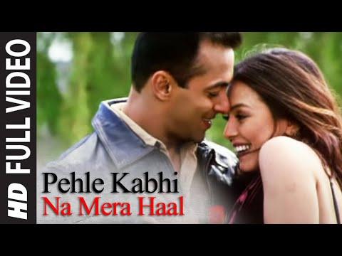 Pehle Kabhi Na Mera Haal Full Video Song Baghban Salman Khan Mahima Chaudhary