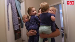 Dad's Home Alone With The Quadruplets.  What's The Worst That Could Happen?