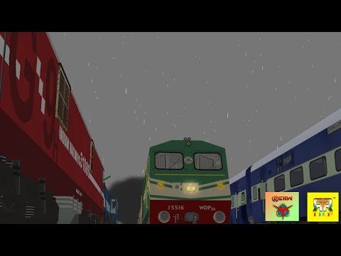 Xxx Mp4 MsTs IndiaN RailwayS MONSOON KONKAN RAILWAY Part 2 TVC Rajdhani 3gp Sex