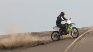 KX 125 & KX 250 - Crash & Fail Compilation - 2-stroke action!