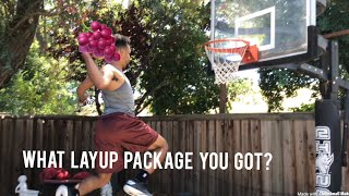 The Different Types Of LAYUPS..