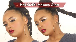 A Very EXTRA Holiday Glam Makeup Tutorial